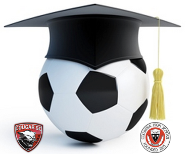 Soccer Scholarship with logos